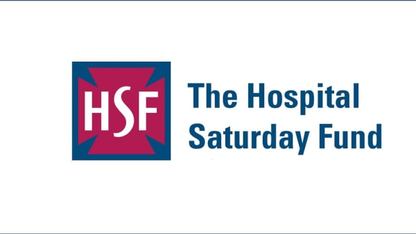Thank you to The Hospital Saturday Fund