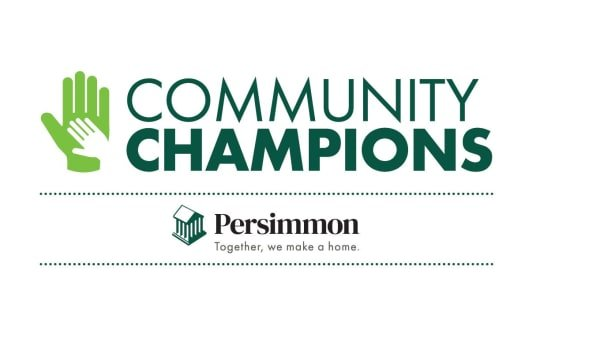 Generous donation received from the Persimmon Homes Community Champions scheme