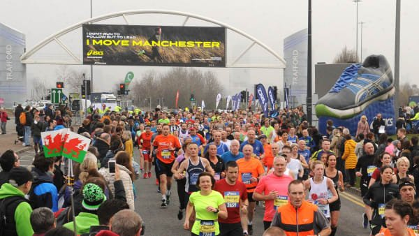 The Manchester Half