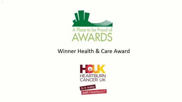 Winner Health & Care Awards
